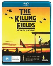 The Killing Fields Blu Ray, new Region B