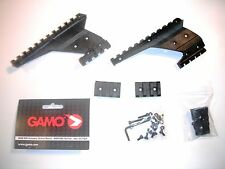 Gamo Quad Rail Tactical Scope/Torch Mount - PT-85, P-25, C15 Mk2 Blowback Pistol