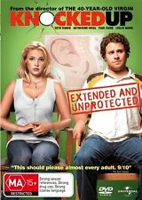 Knocked Up (DVD, 2007), Seth Rogan, Comedy, Judd Apatow