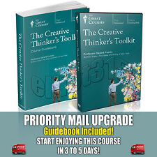 The Creative Thinker's Toolkit DVD New Sealed Great Courses Teaching Co