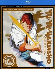 Yu Yu Hakusho: Season Two [4 Discs] (2011, Blu-ray NIEUW) BLU-RAY/WS3 DISC SET