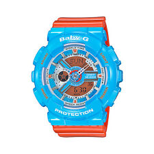 CASIO Baby-G 90's Pop Colour Ladies Watch BA-110NC-2A | SCARCE TOYS