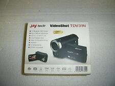 JAY-tech TDV31N 16 MB Camcorder Neuwertig