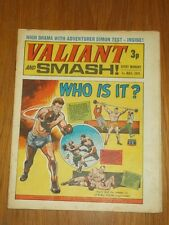 VALIANT 1ST MAY 1971 BRITISH WEEKLY IPC MAGAZINE
