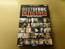 5-DISC DVD BOX / BEST OF BBC DETECTIVES 2: SILENT WITNESS, WAKING THE DEAD, ..