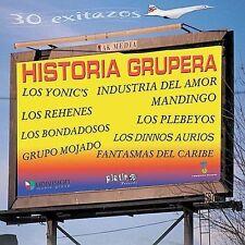 Historia Grupera, New Music
