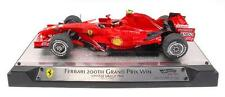 Ferrari F2007 GP China 2007 K.Raikkonen 200 victory L8782 1/18 Hot Wheels