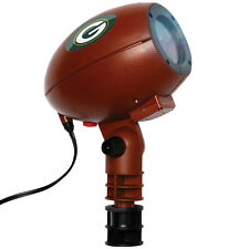 NEW NFL Logo LED Laser Light Shower In/Outdoor Team Pride - Green Bay Packers