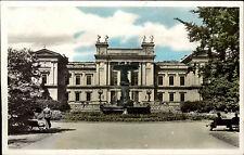 Lund Skåne län Schweden Sverige ~1950/60 Universitetet Universität Schule fontän