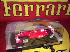 Hot Wheels 1/18 2000 F1 Ferrari Schumacher Champion Edition + Marlboro Decals