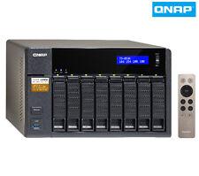 €652+IVA QNAP TS-853A NAS 8-Bay 1.6GHz 4-Core/4GB/4xGbE/2xHDMI 4K/4xUSB 3.0