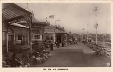 New Spa Bridlington RP old pc used 1913 Rotary