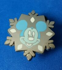Hotel Hidden Mickey Snowflake Collection Disney Pin DLR Mickey Mouse