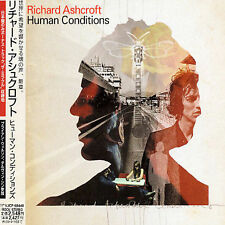 2 Richard Ashcroft CDs Human Conditions and Alone With Everybody