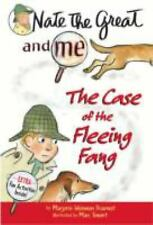 Nate the Great & Me: Case of the Fleeing Fang NEW Paperback, We Combine Shipping