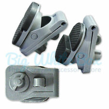 Caravan Awning Quick Lock Bracket Pads x 3 – Clamp On Universal Fit