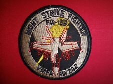 Vietnam War Patch USMC Attack Squadron ALL WEATHER VMAF(AW)-242 F/A-18D