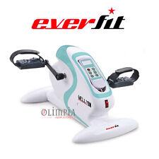 Everfit - Cyclette MINI BIKE WELLY E - Pedaliera x la riabilitazione ELETTRICA