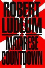 The Matarese Countdown by Robert Ludlum (1997, Hardcover)