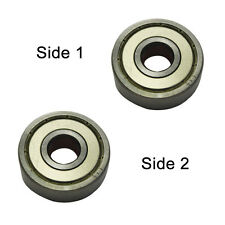 Replacement Ball Bearing 7 x 22 x 7(mm) rep Makita 211028-5 Milwaukee 02-04-1820