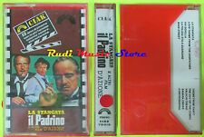 MC LA STANGATA IL PADRINO SIGILLATA SEALED SOUNDTRACK film azione* cd lp dvd vhs