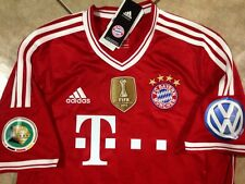 Germany bayern Munich Pokal Schweinsteiger   S, M, L,XL jersey  football shirt