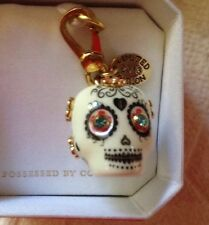 AUTHENTIC JUICY COUTURE 2013 LIMITED EDITION SUGAR SUGAR SKULL CHARM - NWT