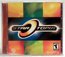 Startopia: Building a Better Future! (PC, 2001 Eidos/Mucky Foot Productions)