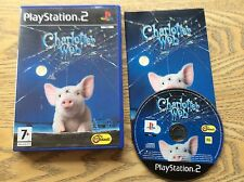 Charlottes Web Ps2 Game! Complete! Look At My Other Games!
