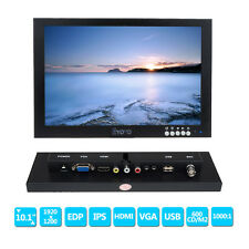 "10"" IPS LED EDP HD 1920*1200 VGA Video Audio HDMI Monitor for CCTV,DVD,PC"