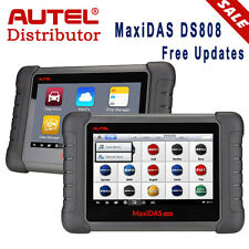 Autel MaxiDAS DS808 Diagnostic Scanner All System Key Coding Better Than DS708