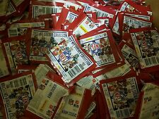 NFL 2013 Panini Stickers Collection Box Lot 100ct.
