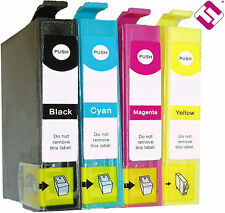 PACK 4 TINTAS T18 XL PARA EPSON EXPRESSION HOME XP 225 COMPATIBLE NONOEM T1816