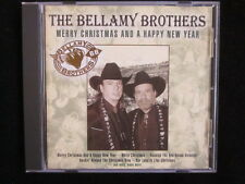 The Bellamy Brothers-Merry Christmas and a Happy New Year (CD) COME NUOVO!