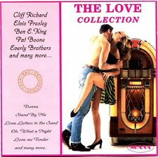 THE LOVE COLLECTION CD 18 x Super Interpreten Bildbeschreibung ansehen #