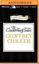 The Canterbury Tales by Geoffrey Chaucer (2014, MP3 CD, Unabridged)