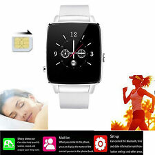 Bluetooth Smart Watch Sleep Monitor For Android ASUS Zenfone 5 2 LG G5 G4 G3 ZTE