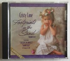 CRISTY LANE - Footprints in the Sand - Volumes I & II (2003) 25 Songs