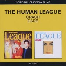 2in1 (Crash/Dare) von The Human League (2011), Neu OVP, CD