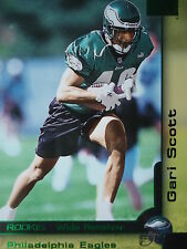 214 Gari Scott Philadelphia Eagles Skybox 2000 Rookie
