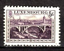 Luxembourg - 1921 Definitive landscape - Mi. 136A (perf 11,5) MNH