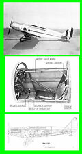 COLLECTION - BREDA 39 Ba39 AIRCRAFT REGIA AERONAUTICA FLIGHT MANUAL - DVD