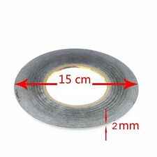 For 3M 2mm Sticker Double Sided Tape Adhesive for cell phone repair tools USA