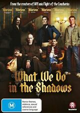 What We Do in the Shadows NEW R4 DVD