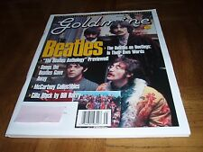 1995 BEATLES - BEATLES ON BOOTLEGS-IN OWN WORDS-GOLDMINE -RECORD COLLECTOR'S MAG