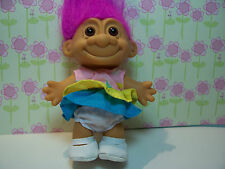 "BABY GIRL / TODDLER - 5"" Russ Troll Doll - NEW IN ORIGINAL WRAPPER"
