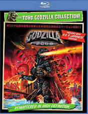 Godzilla 2000 (Blu-ray Disc, 2014, Includes Digital Copy; UltraViolet) - NEW!!