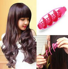 Hair Styling Tools Hair Care Natural Big Wave Curls Rollers Curlers Curling