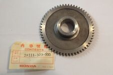 Ingranaggio friz. - GEAR, STARTING CLUTCH - Honda CB500 Four NOS: 28111-323-000