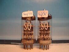 E810F PHILIPS  # matched Pair # NOS # (234)